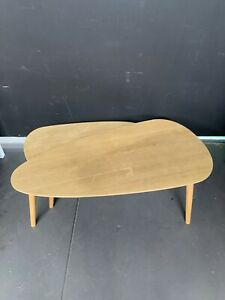 Nest of 2 coffee tables