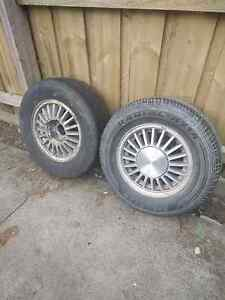 15 inch Ford mag wheels 2 only Ballarat North Ballarat City Preview