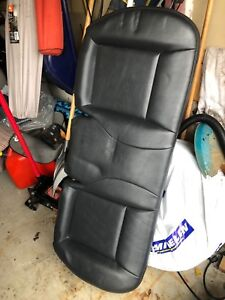 2006-2010 Dodge  Charger rear seat back and cushion