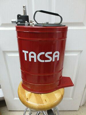 Tacsa Grease Pumplube Dispenser