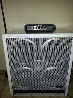 Bass cabinet 4 speaker box Maroubra Eastern Suburbs Preview
