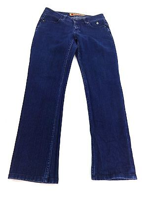 APPLE BOTTOMS ADORABLE WOMENS STRETCH COTTON JEANS SIZE 7/8