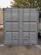 "REPAINTED shipping container workshop/storage 20"" good cond Jacobs Well Gold Coast North Preview"