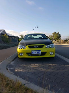Wanting to swap my ba xr6 turbo for a clean vs vr ss