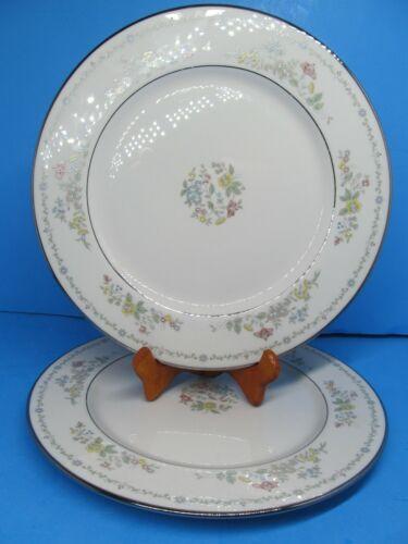 "Gorham Museum Collection Cherrywood 10.5"" Dinner Plates Bundle of 2     EC"