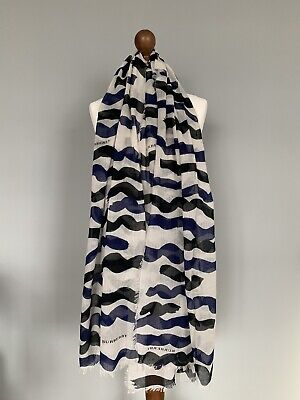 Burberry pure Modal Wool scarf wrap 100% authentic original