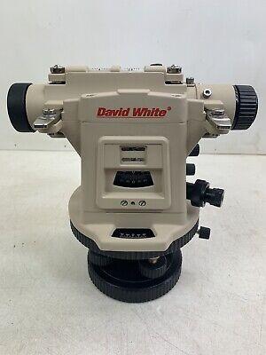 David White Survey Transit Level Model Lt8-300p - Wcase