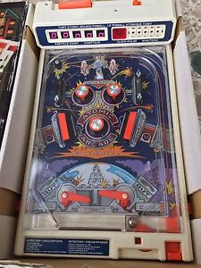Atomic Arcade Pinball 1979 Instructions + Boite    Nintendo