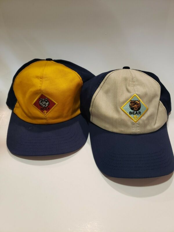 Vintage Boy Scout Hat Lot
