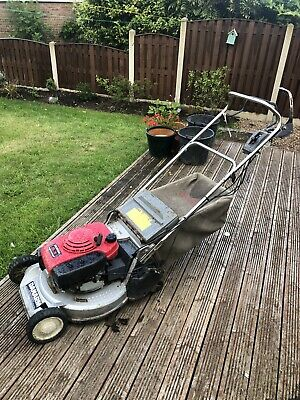 Honda 5.5HP Lawn mower With Roller & Grassbox