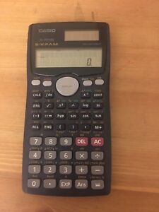 Casio Fx991MS calculator