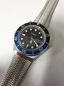Timex M79 Batman Automatic 40MM Watch USED TWICE