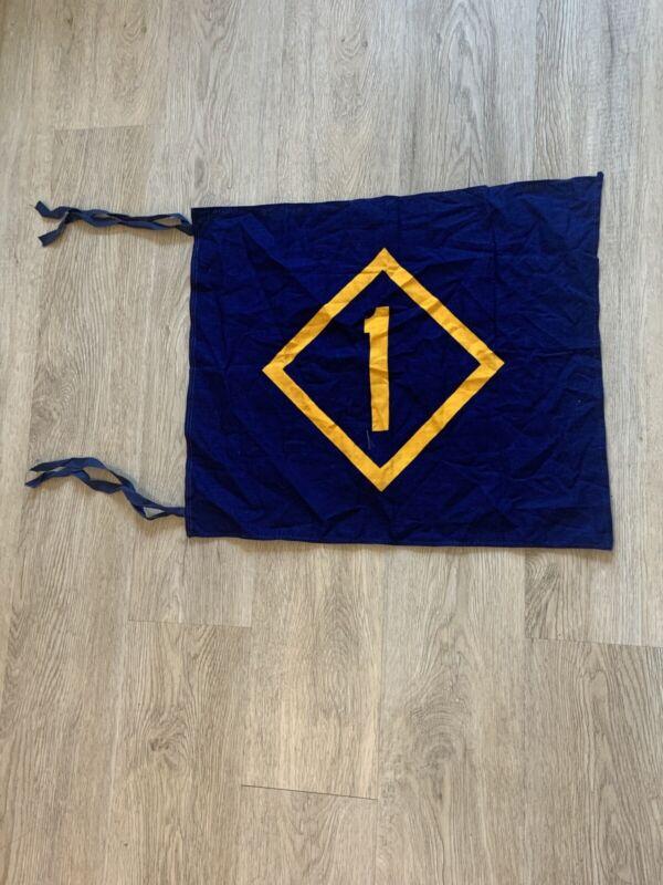 Vintage Boy Scouts Flag