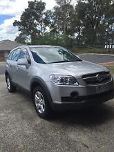 2007 Holden Captiva Wagon Mosman Park Charters Towers Area Preview