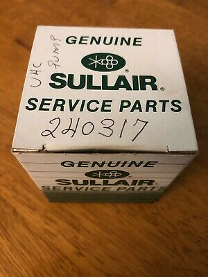 240317 Genuine Part By Sullair Seal Lubrication Pump