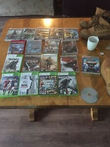XBOX 360 & PS3 games - must go now!!