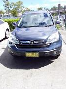 2008 Honda CR-V SUV St Georges Basin Shoalhaven Area Preview