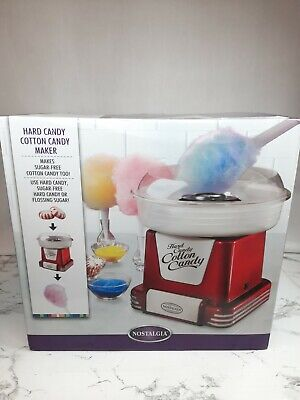 Electric Commercial Cotton Candy Machine Floss Maker Party Carnival Home Sugar