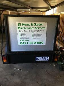 JG house and garden maintainence services Deer Park Brimbank Area Preview