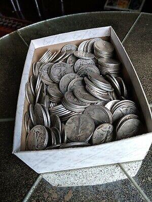 Walking Liberty Coin Lot  - CHOOSE HOW MANY - 90% Silver Half Dollar Coins