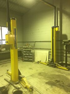 A 3 phase 2 post hoist gumtree australia free local classifieds fandeluxe Choice Image