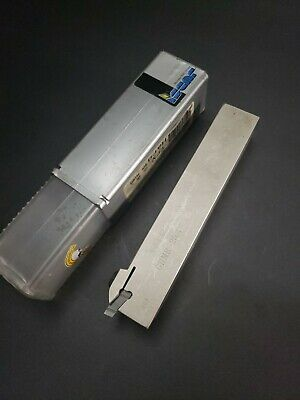Iscar Ghmr 25.4 1 Indexable Tool Holder Grooving Parting Lathe Machinist