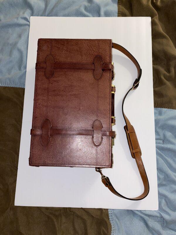 Designer Steamline Luggage Genuine Leather