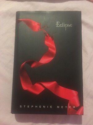 Libro Eclipse tapa dura. Saga Crepúsculo. segunda mano  Ca'N Picafort