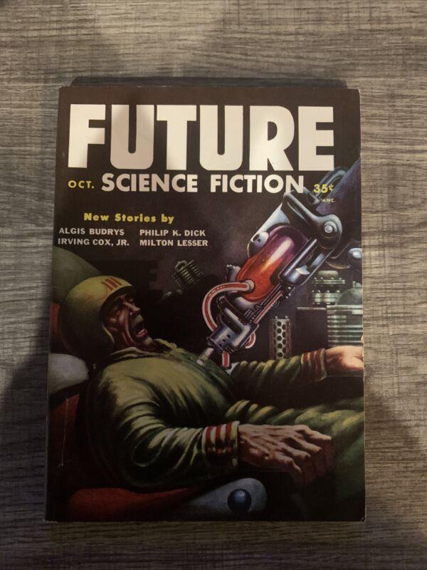 Future Science Fiction Pulp #Vol. 5 #3 1954