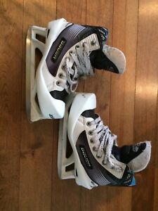 Patins gardien de but junior Bauer r4000 grandeur 1
