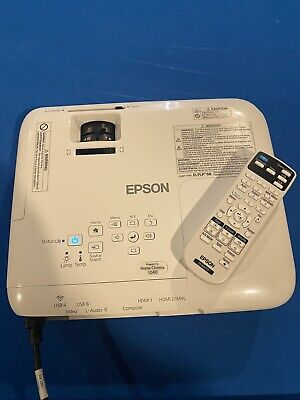 Epson PowerLite Home Cinema HIGH DEF 1040 Tri-LCD Projector H772A