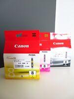 Canon Pixma 4 x Druckerpatronen NEU ORIGINAL Bayern - Stein Vorschau