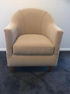 Occasional Arm Chair Warrnambool Warrnambool City Preview