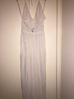 BLURR white dress sz XS