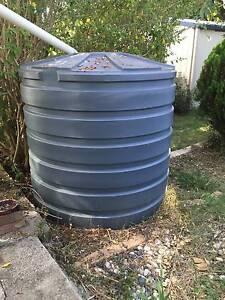 Rainwater tank 2550 litre Ipswich Ipswich City Preview