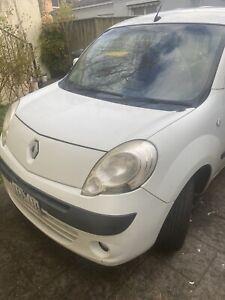 2012 Renault Kangoo 1.6 4 Sp Automatic 3d Van