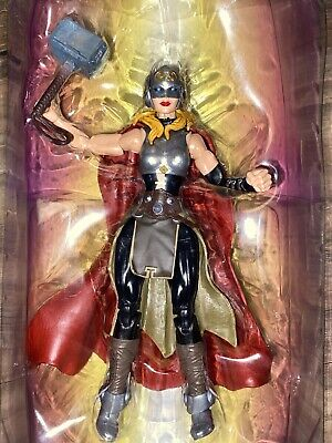 2017 SDCC Marvel Legends 6'' LADY THOR Jane Foster Battle for Asgard Unplayed