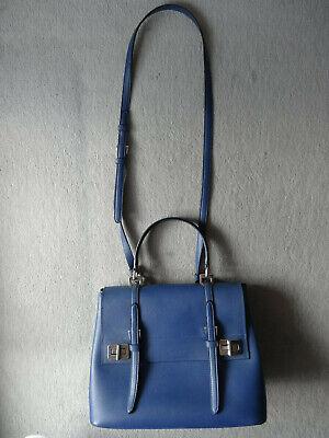 b602cb09b8c45 Prada Damen Handtasche blau Leder Original Neupreis 1.100€ mit Quittung  gebraucht kaufen Weil der Stadt