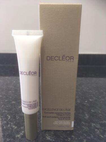 Decleor Excellence De L'Age dark spot corrector concentrate
