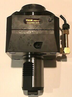 Mazak Quick Turn Vdi-50 Er-40 Mill Drill Holder - Brand New