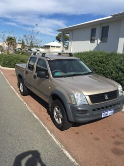 Holden Rodeo LX Karawara South Perth Area Preview