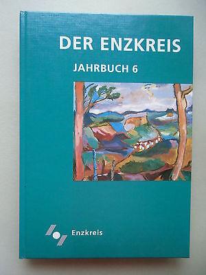 Der Enzkreis Jahrbuch 6 Pforzheim 1995 Enz