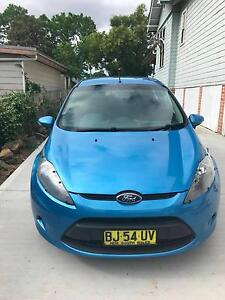 2010 Ford Fiesta Hatchback Muswellbrook Muswellbrook Area Preview