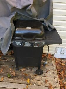 BBQ Good condition with cover $100