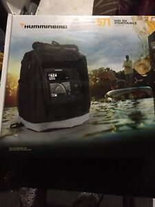 Mint condition Humminbird 571 HD DI portable fish finder