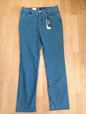 BNWT ATELIER GARDEUR INGA SLIM FIT Straight Leg Stretch Jeans @ Size UK 16 NEW