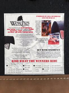 Won Pad Western Saddle Pad