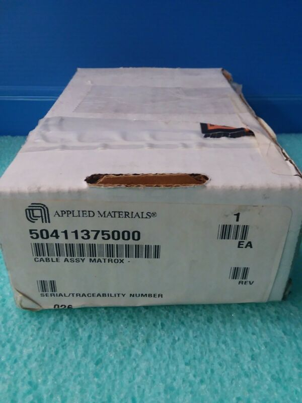 Amat 5041137500 Cable Assy Matrox