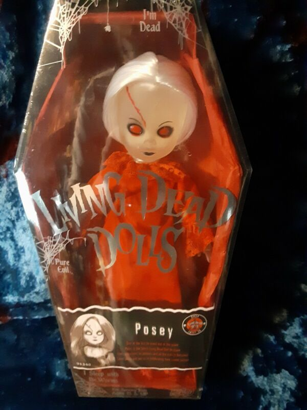 Living Dead Dolls RED Posey