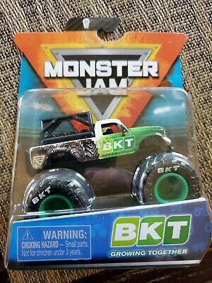 2020 Hot Wheels Monster Jam - Series 11- BKT Ride Truck - SUPER Chase